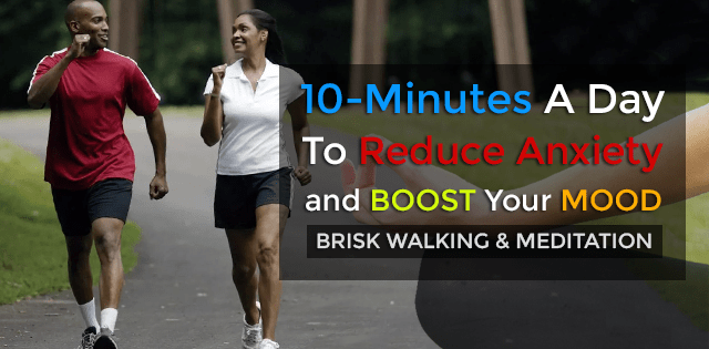 10-Minute Daily Mood Boosters and Anxiety Reducers