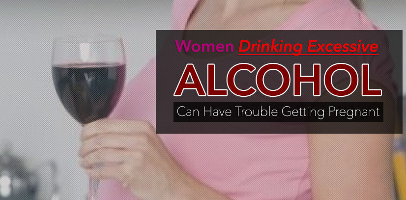 Alcohol Consumption on Female Fertility