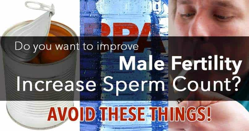 Sperm recovery after huttub use