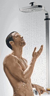 Cold Showers Boost Mental Strengths