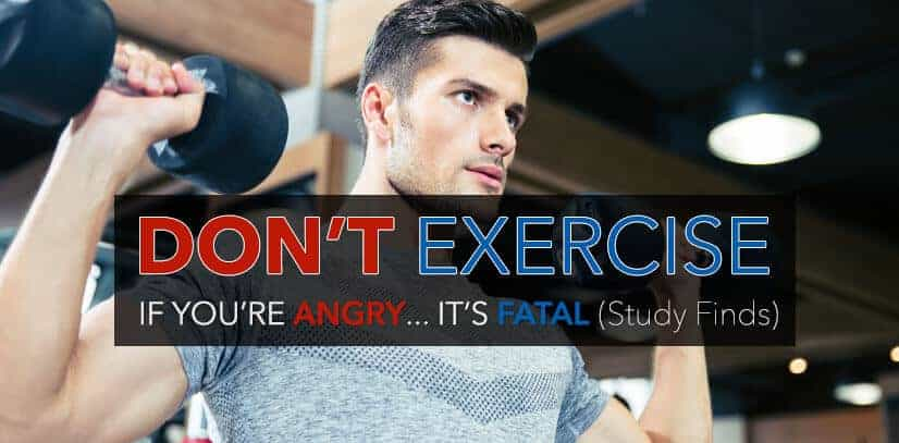 Exercise and Anger