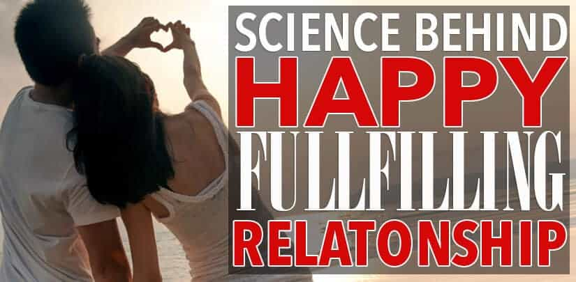 Happy and Fulfilling Relationship Secrets