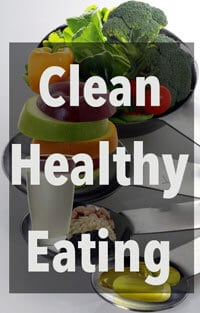 Healthy and Clean Eating Plus Supplementation