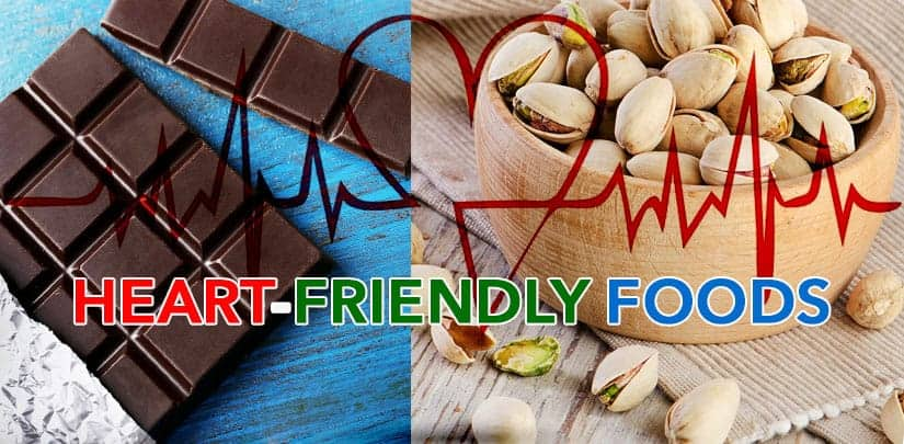 Heart-Friendly Foods