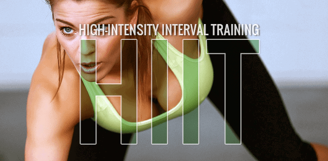 High-Intensity Interval Training Anti-Aging Benefits