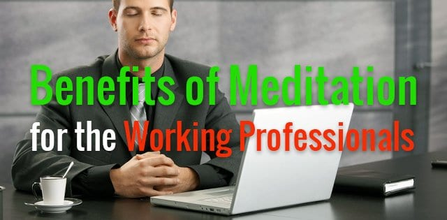 meditation in office. Meditation Boost Office Productivity In