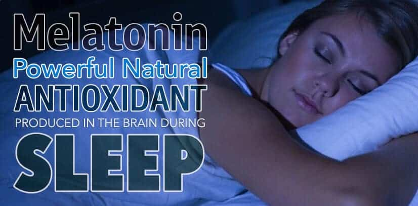 Melatonin Release During Sleep