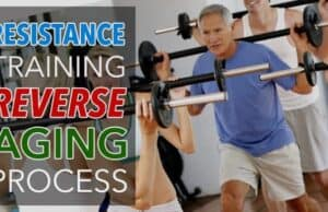 Resistance Training Anti-Aging Effect