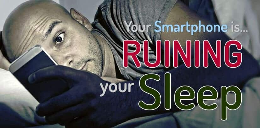 Smartphone On Sleep Cycle