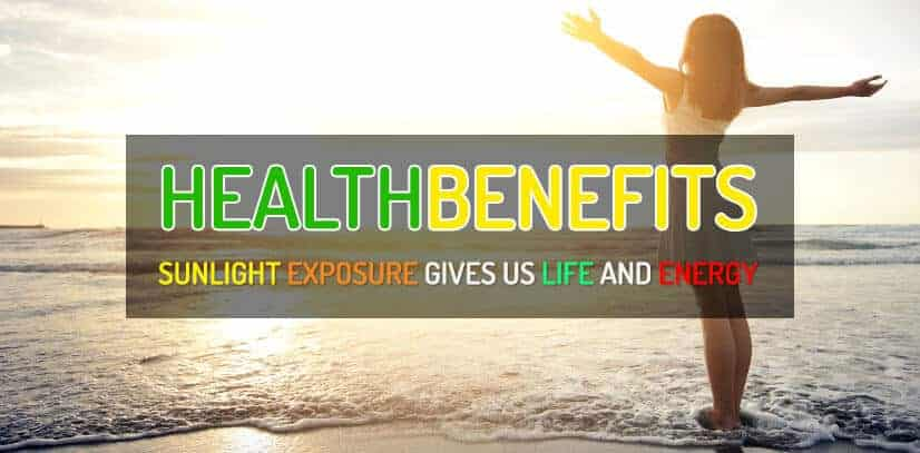 Sunlight Health Benefits