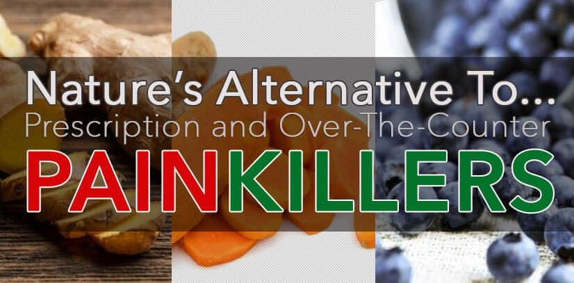 Natural Alternative Painkillers